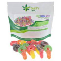 TASTY THC GUMMIES (INDICA)