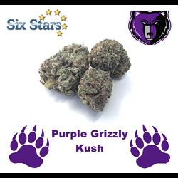 Purple Grizzly Kush