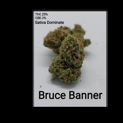 Bruce Banner Sativa Dominate