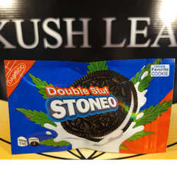 Double Stuff Stoneos 500 mg of THC