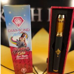 Skittles Cake Live Res 1 G Disposable Vape by Diamond Concentrates