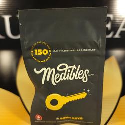 Sour Keys Gummies by Medibles 150mg of THC