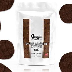 Ganja Baked – Double Chocolate Cookie 30mg