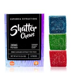 Shatter Chews Sativa 240mg