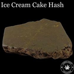 Ice Cream Cake Hash