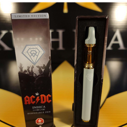 ***Limited Edition***ACDC 1 G  1:1  THC/CBD Disposable Vape Pen by Diamond Concentrates