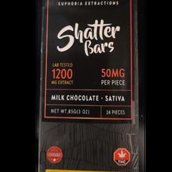1200Mg shatter bars by euphoria (North)