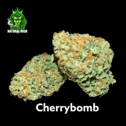 Cherrybomb AAA 27%THC ( Reg Price $220)