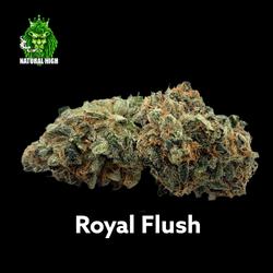 Royal Flush AA+ 25%THC - Regular price $170