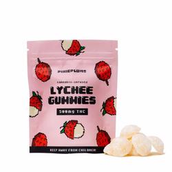 Pixie Plums Gummies - 500 MG - Lychee