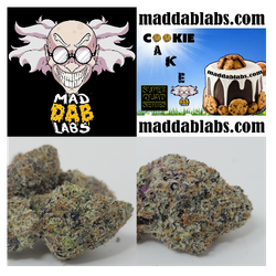 COOKIE CAKE - MAD DAB LAB EXOTICS