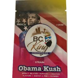 BC King Shatter- Obama Kush