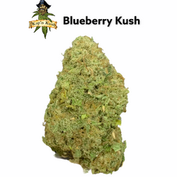 Blueberry Kush | AAA | 27%THC | Regular Price $192