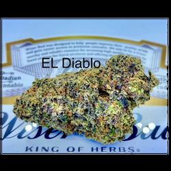 EL Diablo - Hybrid - $150 Oz or $80 1/2 Oz Sale !