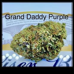 Grand daddy Purple - Indica Dom - $100 On Sale!