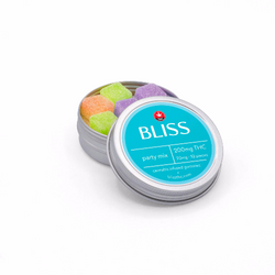 Bliss - 200 MG Gummies - Party Mix