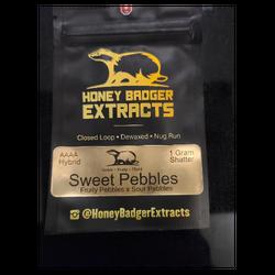 Honey Badger - Sweet Pebbles