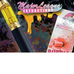 Major League Extractions vape pens are rechargeable