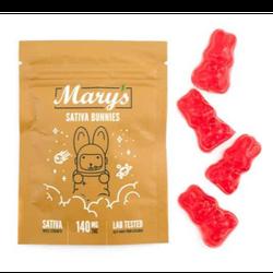 140MG Mary's Sativa Bunnies