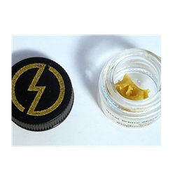 High Voltage Extracts Live Resin - Trainwreck (Sativa Dominant Hybrid)