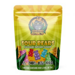 GOLDEN MONKEY EXTRACTS - SOUR BEARS