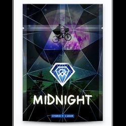 "DIAMOND EXTRACTS - SHATTER - ""Midnight"" (1g)"