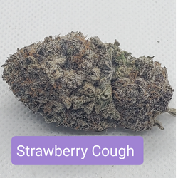 Strawberry Cough Sativa 32% AAAA Premium Nugs*Special On Oz Price*