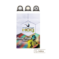 House of Glass (HOG) Extracts - Snoop Dogg Kush  (INDICA)