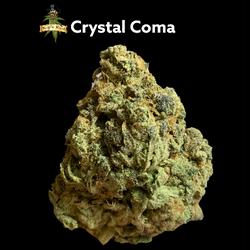 Crystal Coma | AAA | 27%THC | Regular Price $223