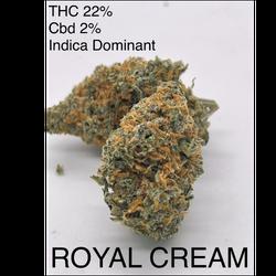 Royal Cream $40q Special
