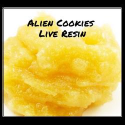 Alien Cookies **Live Resin**