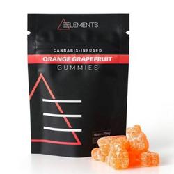 200mg Orange Grapefruit Gummies by Elements
