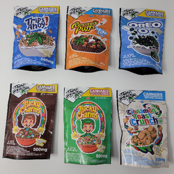 MEDICATED CEREALS 500MG THC - CHECK DESCRIPTION FOR CEREAL BRANDS