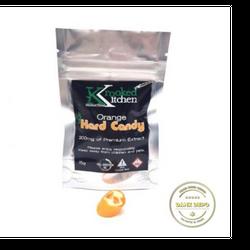 Krooked Kitchen Orange Hard Candy 200mg (THC)