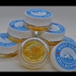 West Coast Collective Diamonds - Orange Cookies