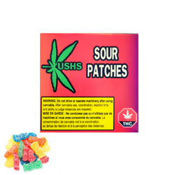 SOUR PATCHES GUMMIES(200MG)
