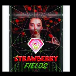 Strawberry Fields (Indica) - Diamond Extracts Hybrid Shatter 1 Gram