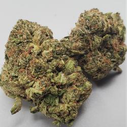 Death Bubba 27% THC 70/30 indica*Gassy*