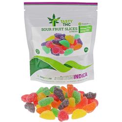 Sour Fruit Slices (480mg THC/40mg CBD)