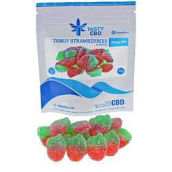 Tangy Strawberries CBD