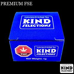 Kind Selections Live Rosin - EL Chapo