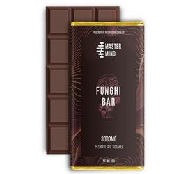 ***MasterMind – Funghi Milk Chocolate (3000mg) - $60 Sale!!