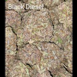 Black Diesel AAAA  (Hybrid 50% Sativa /50% Indica)