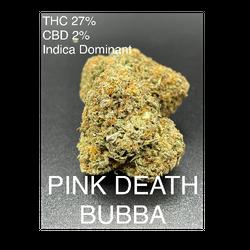 Pink Death Bubba