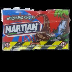 Martian Chocolate Bar | 100mg