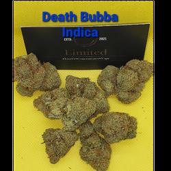 DEATH BUBBA-INDICA 4A ON SALE $120 AN OZ.