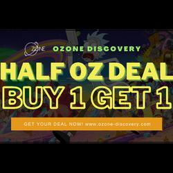 Buy Half Oz Get Free Half Oz