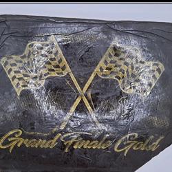 Grand Finale Gold Hash