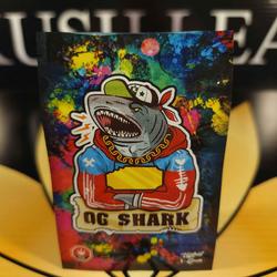 OG Shark Shatter by Burn 1G