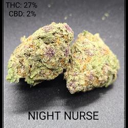NIGHT NURSE (4 STARS )